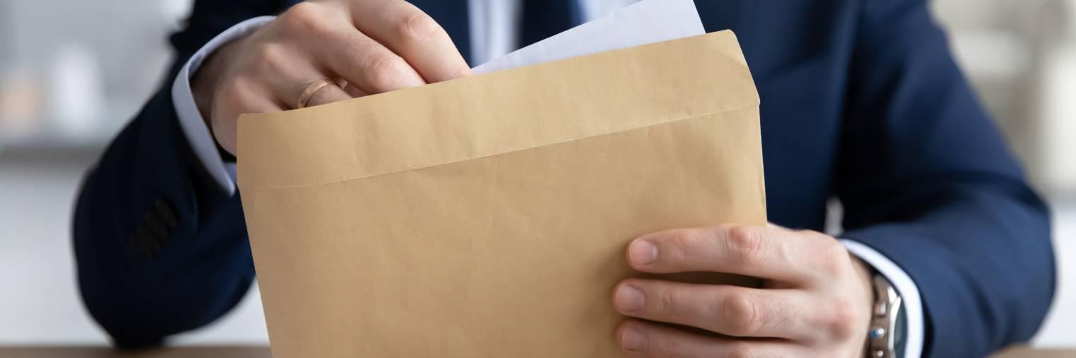vignette Crit'Air par courrier