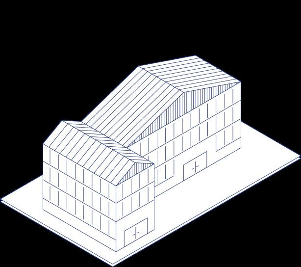 An illustration of a school
