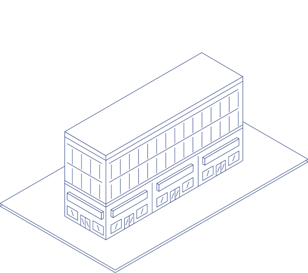 An illustration of a store