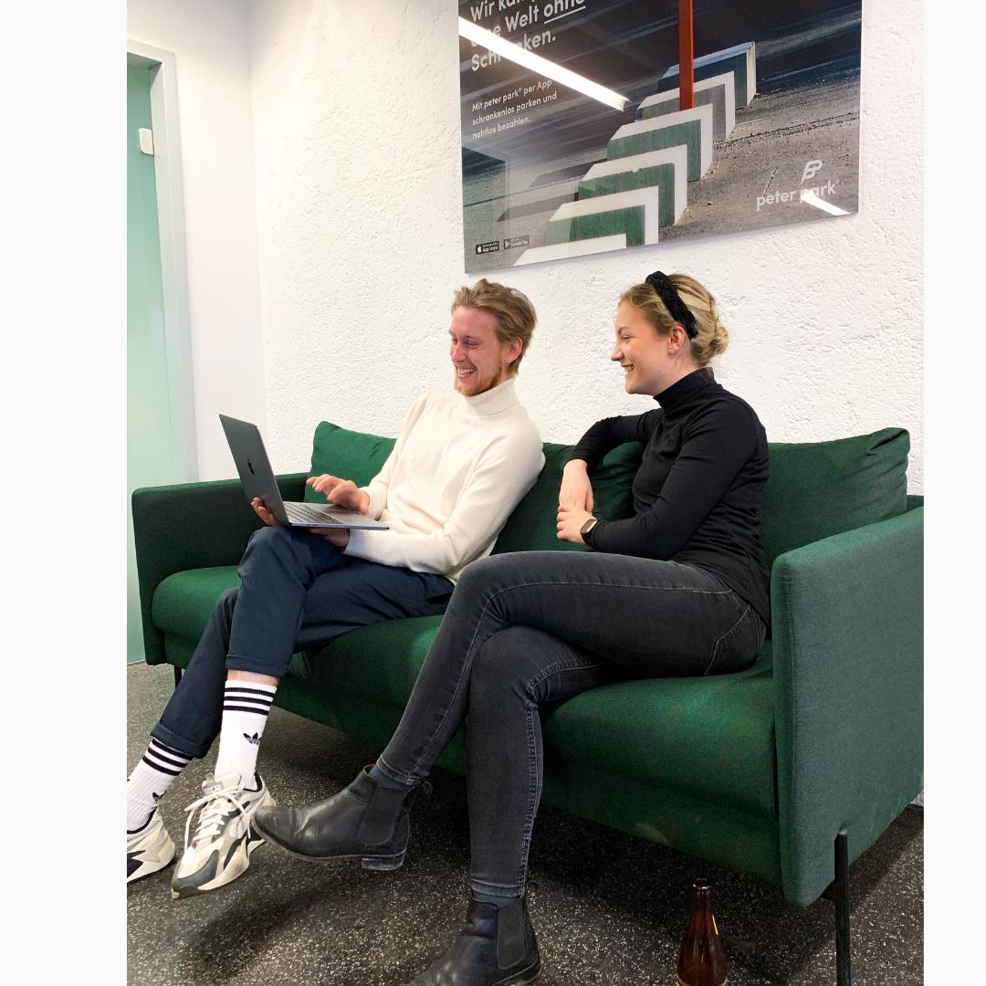 Peter Park Team Mobility Startup München
