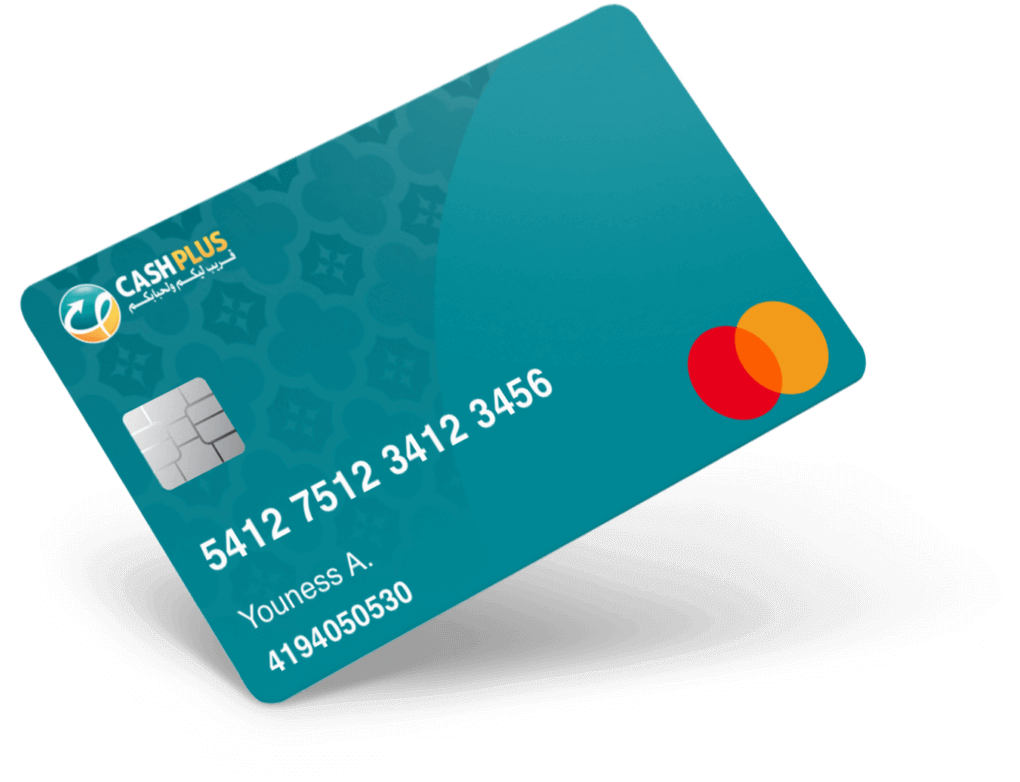 mastercard cash plus