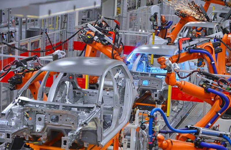 Financiamiento de órdenes de compra Fabricación de automóviles