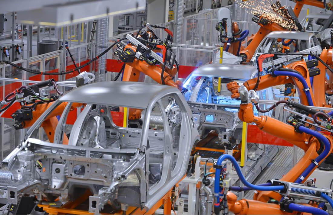 empresa de fabricación