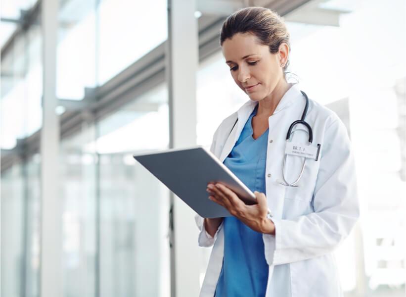 Empresa de dotación de personal médico