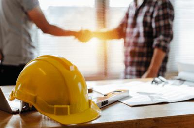 Factoraje de cuentas por cobrar para la construcción