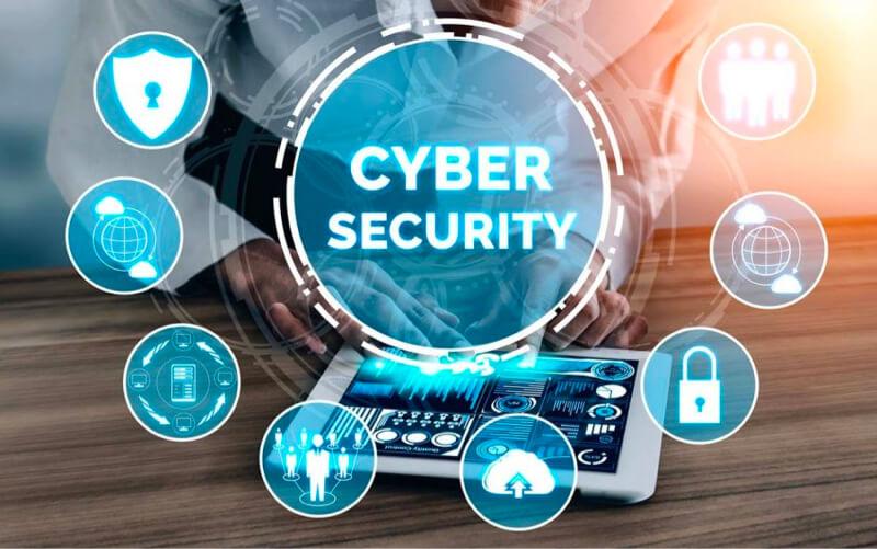 Facturación de facturas de finanzas de seguridad cibernética