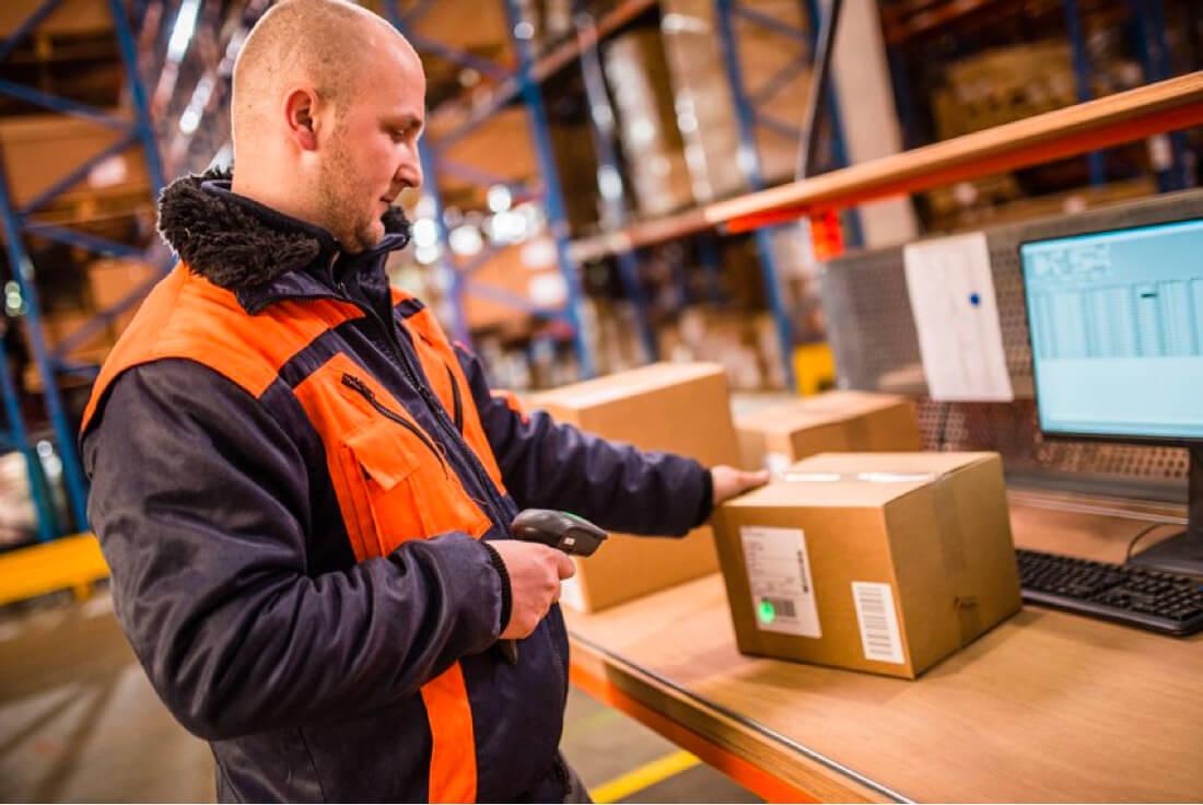 paquetes de escaneo de exportación de distribuidor
