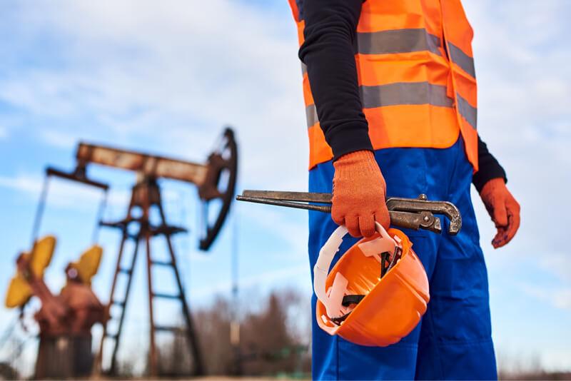 problemas de seguridad industria del petróleo y el gas
