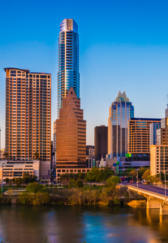Frost Building en Austin TX