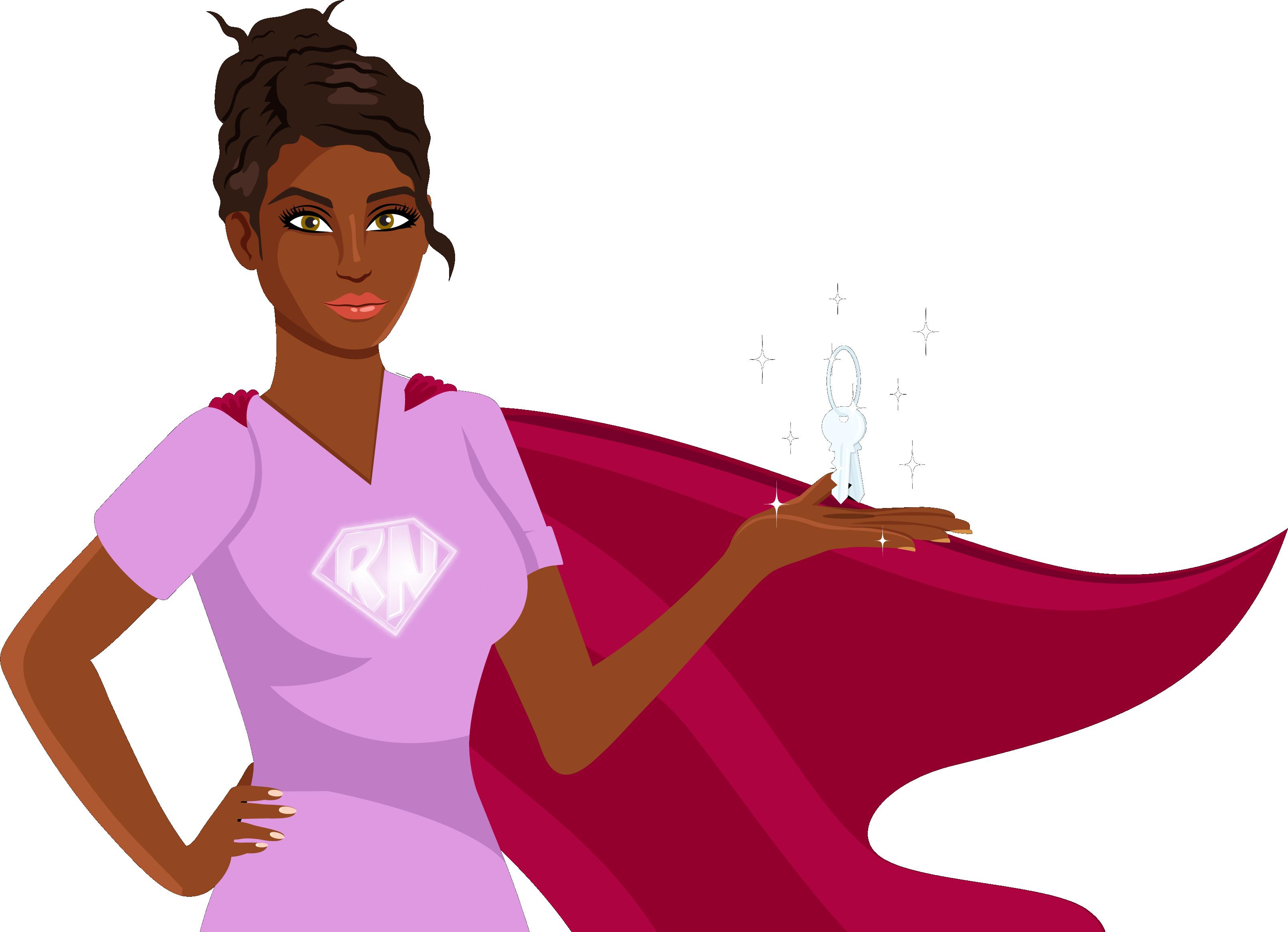 Registered super nurse