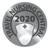 Travel Nursing Central Award