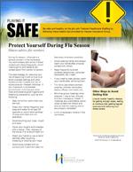 Play it Safe_Flu Season