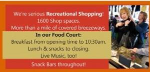 Recreational shopping