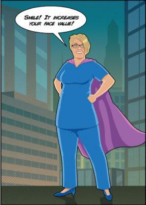Super Nurse of the Month -  Shelia