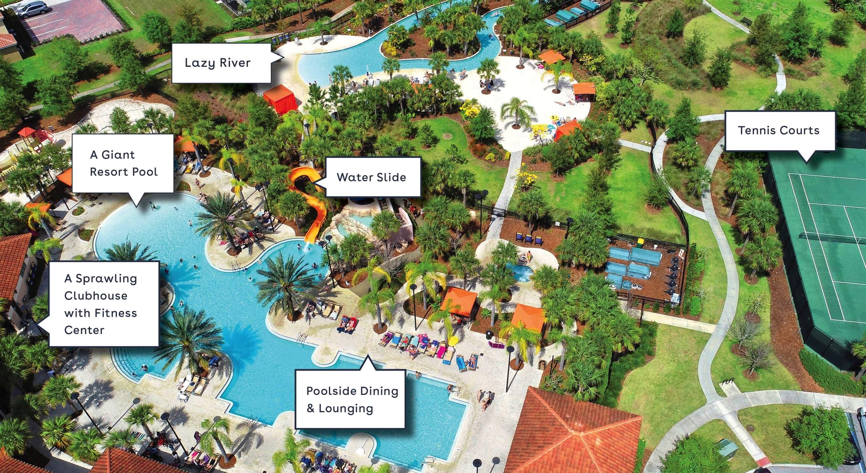 Solterra Community amenities