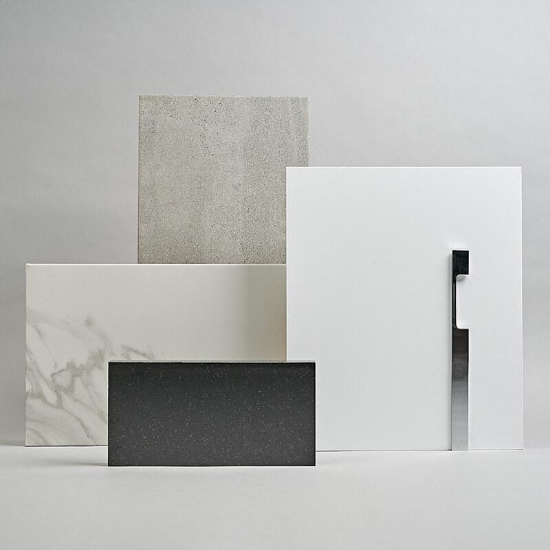 Design palette sample