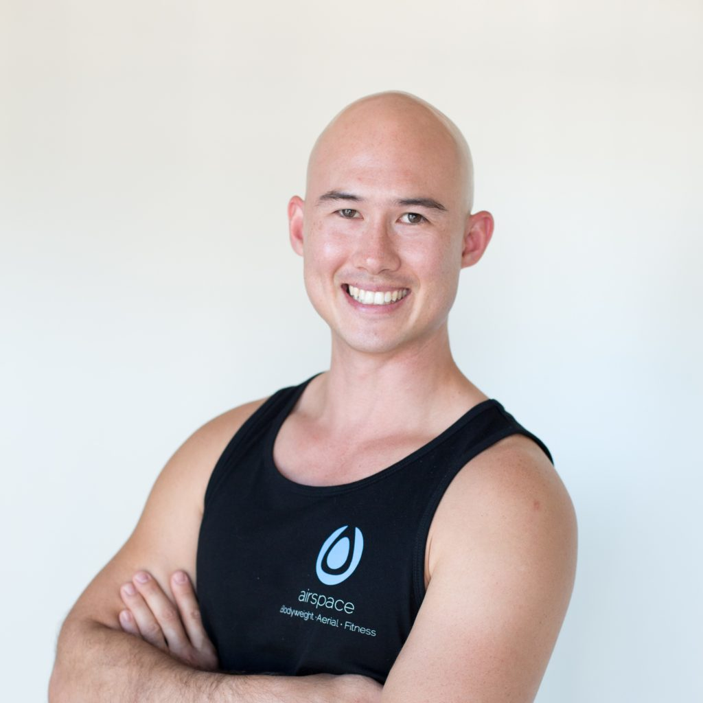 Gym websites that work AirSpace Yoga Testimonial