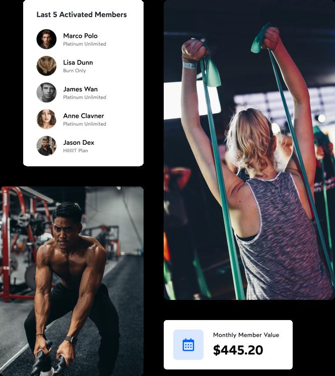 PushPress is award winning gym management software