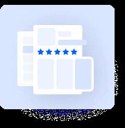 PushPress branded member app design step icon