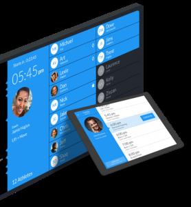 Gym Management Software Screens App