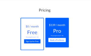 We love non confusing pricing for our gym management software