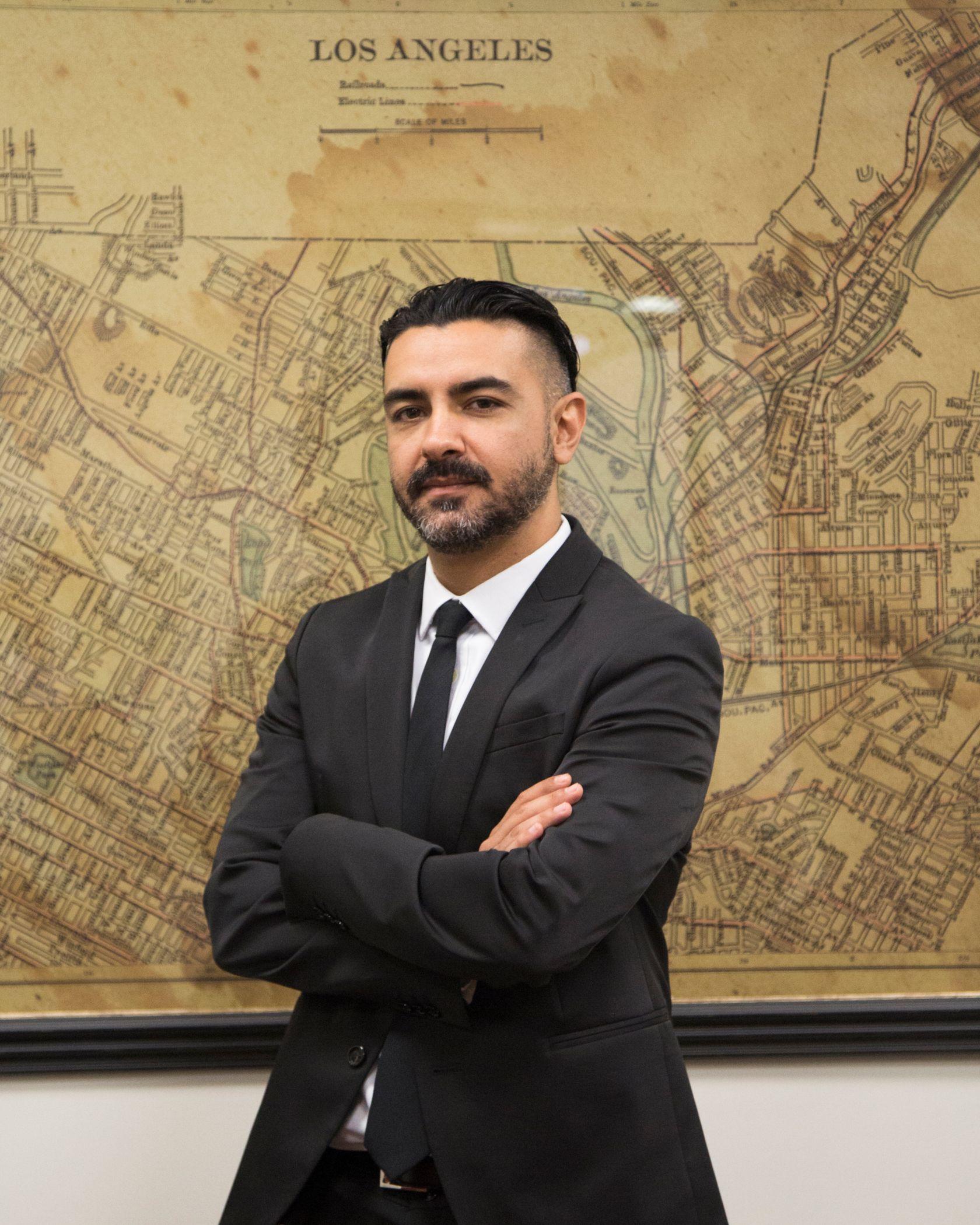 Founding Partner of the H Law Group Nima Haddadi