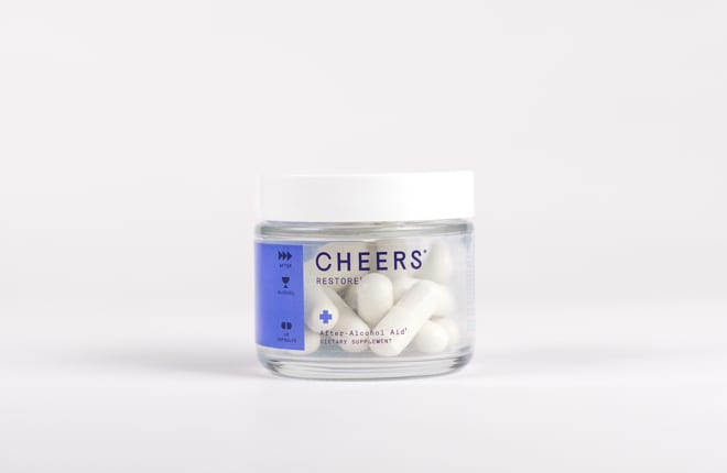 Cheers Restore - After-alcohol aid 6-dose