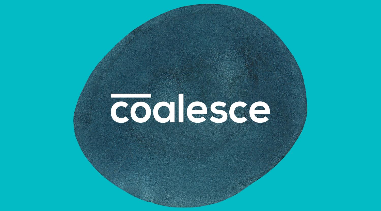 Coalesce Logo Turqoise