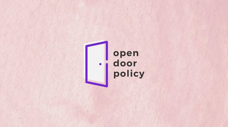 Open Door Policy Logo