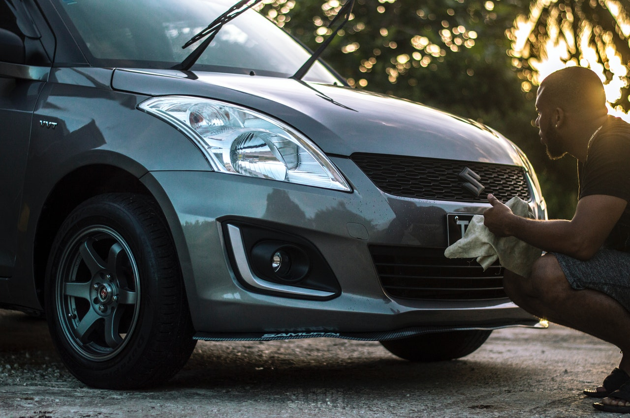 Money and Me: I Bought My First Car (New, But Not So New)