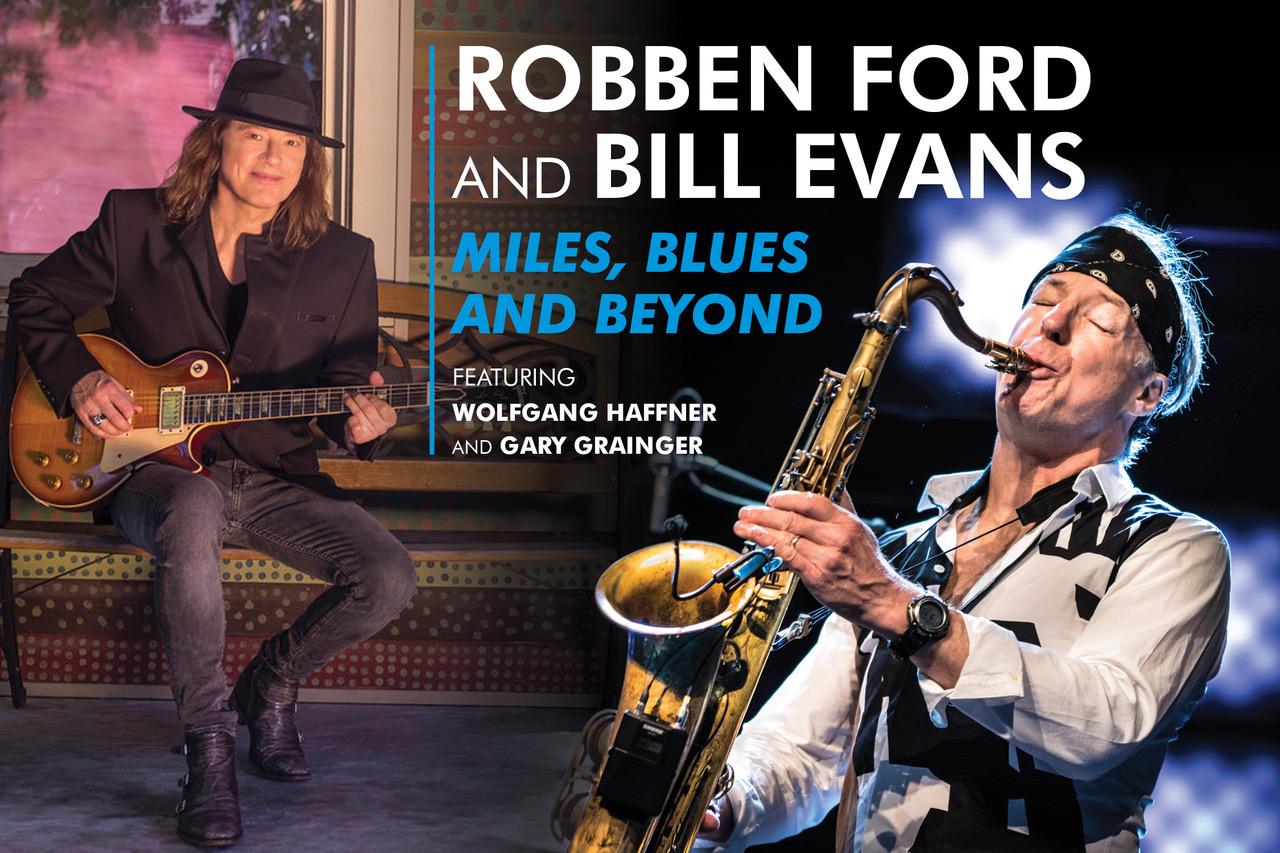 Robben Ford / Bill Evans