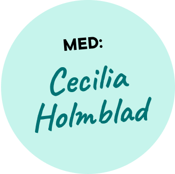 Lunch & Learn med Cecilia Holmblad