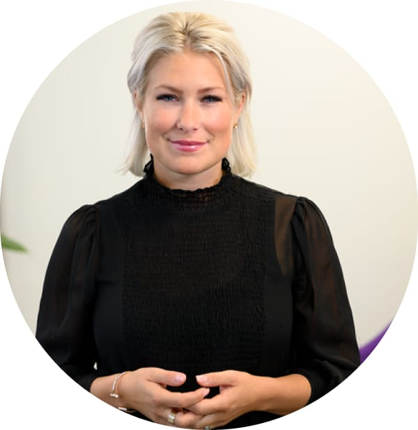 Cecilia Holmblad - Head of advocacy and kol marketing relations