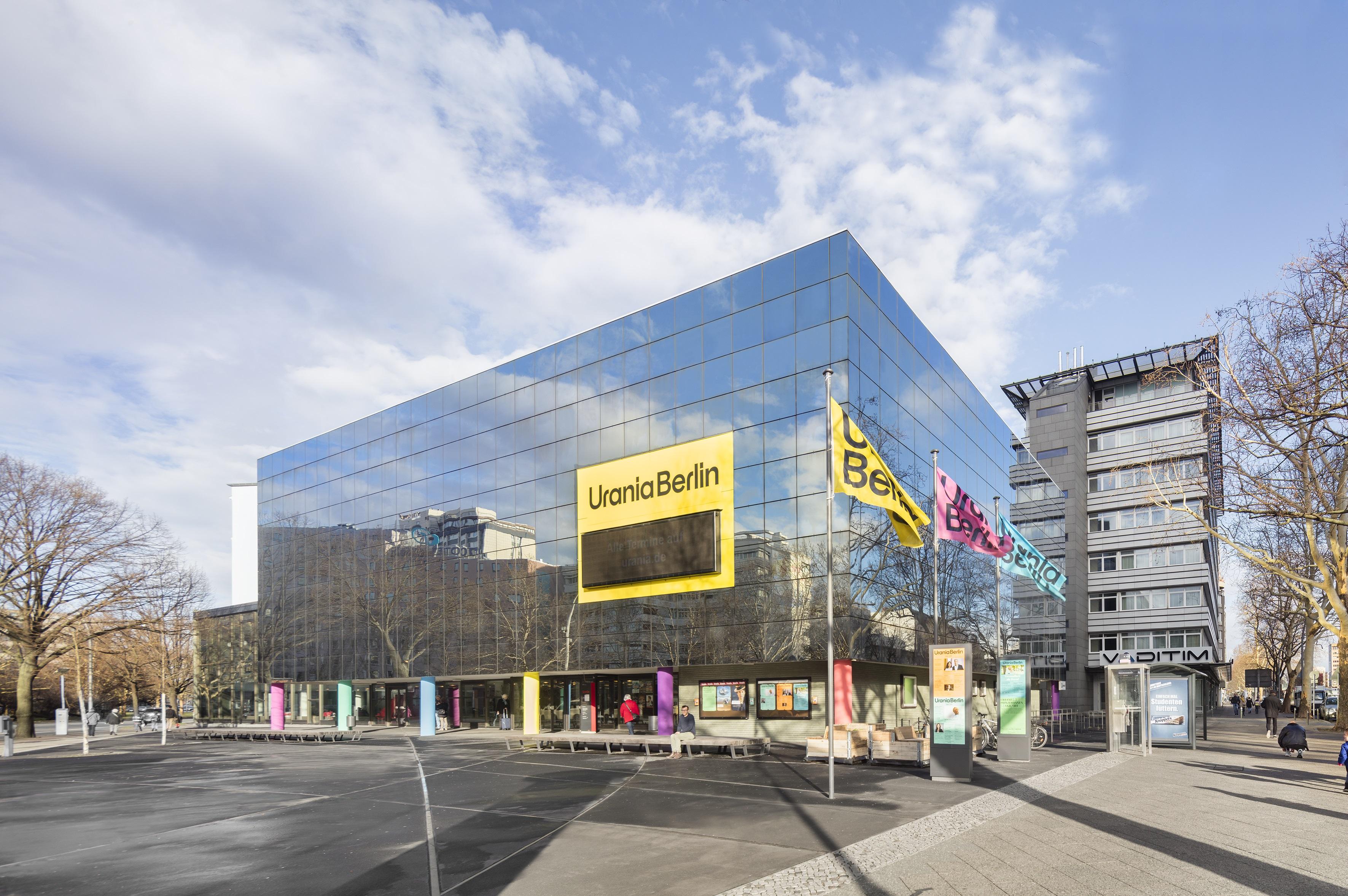 Urania Berlin e.V. Ansicht Gebäude