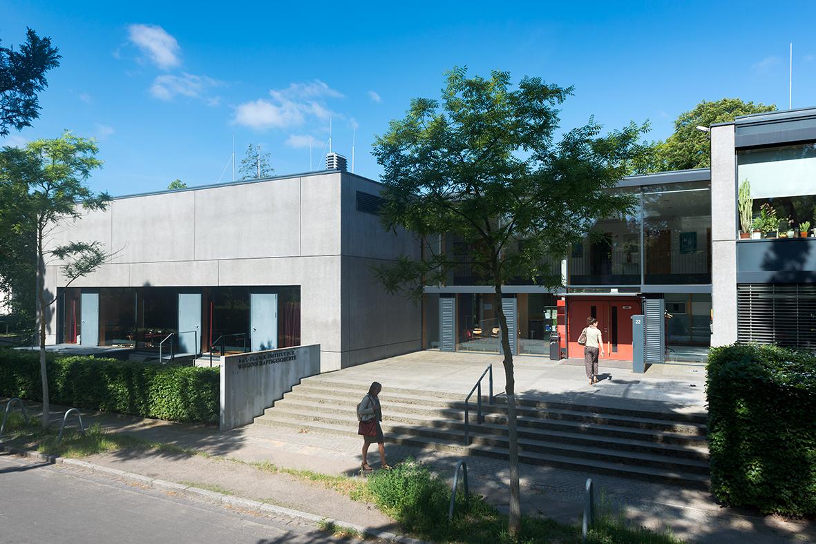 Ansicht Gebäude des Max-Planck-Instituts fpr Wissenschaftsgeschichte