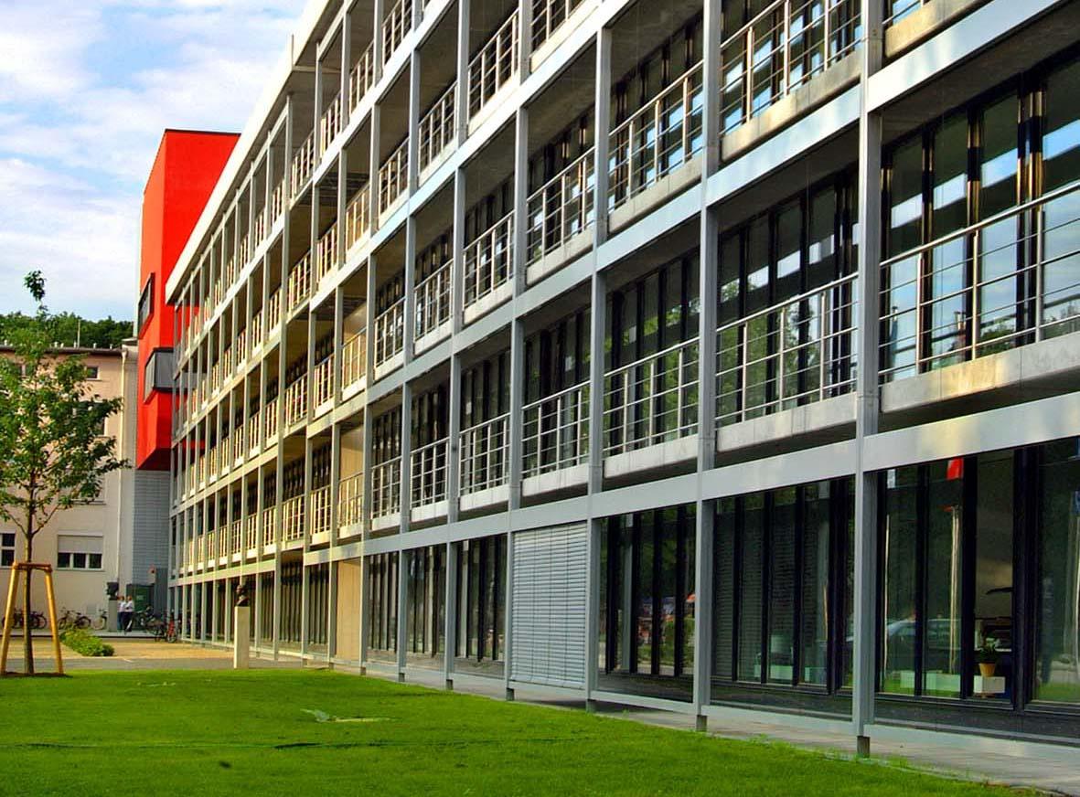 Außenfassade des Gebäudes des Max Delbrück-Centrums
