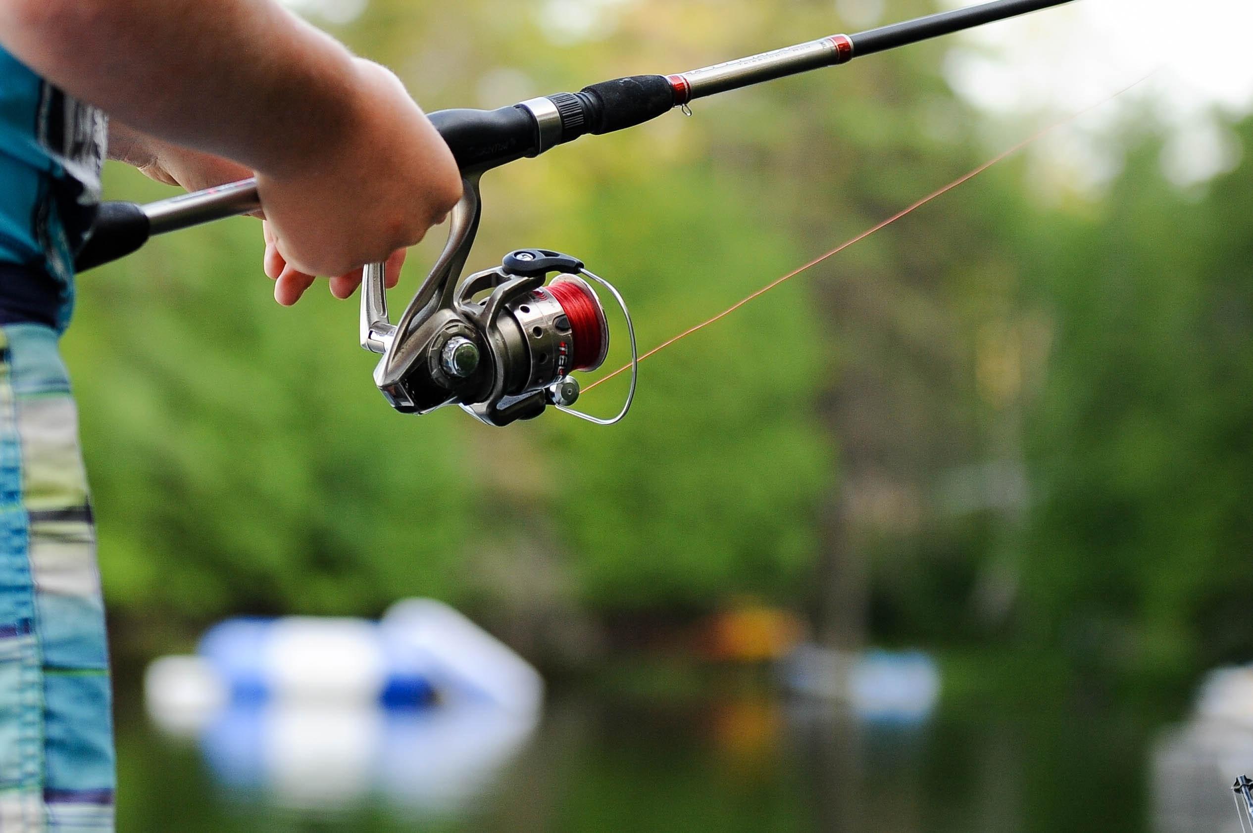 Foto von Angler
