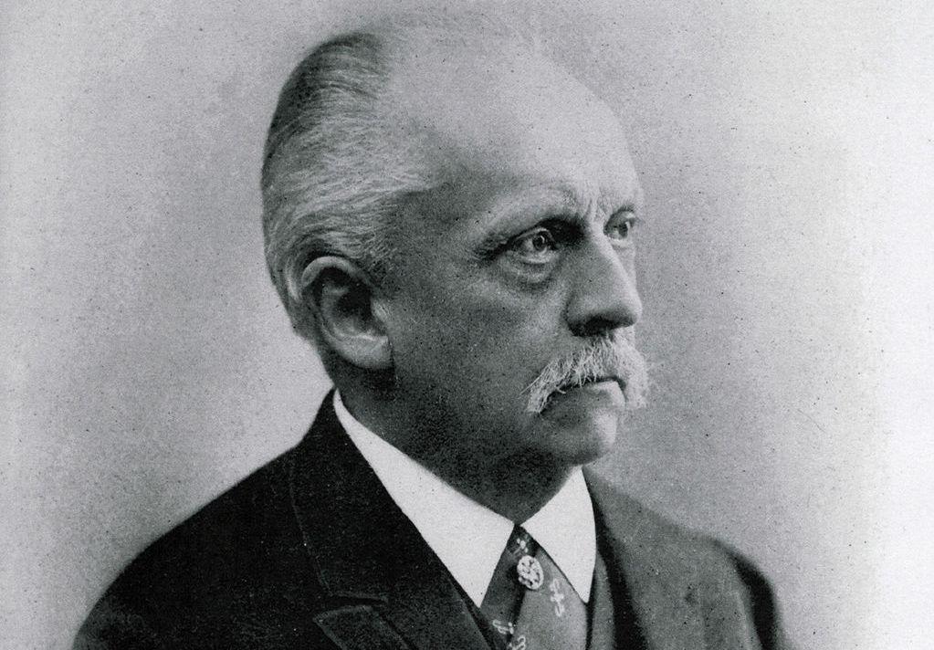 Foto von von Hermann von Helmholtz