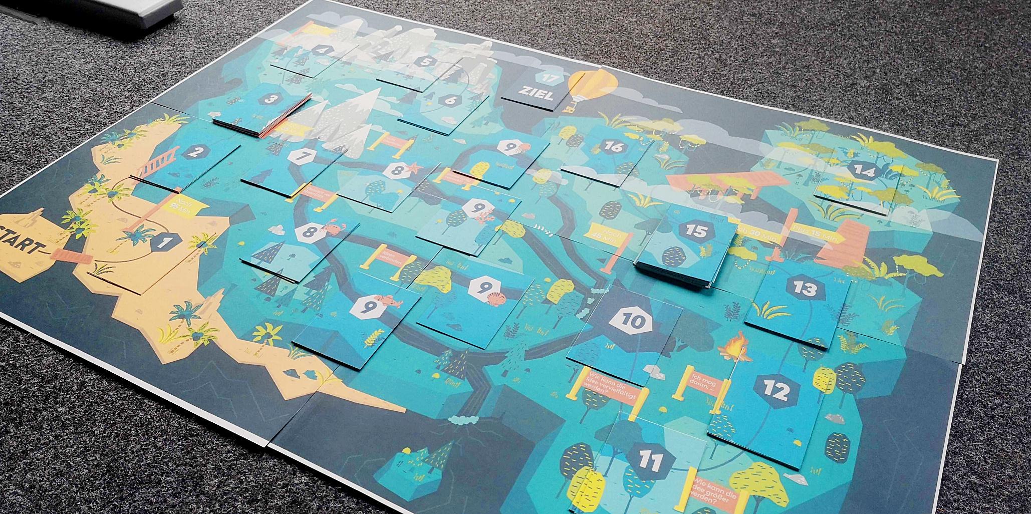 Bild von Spielkarten
