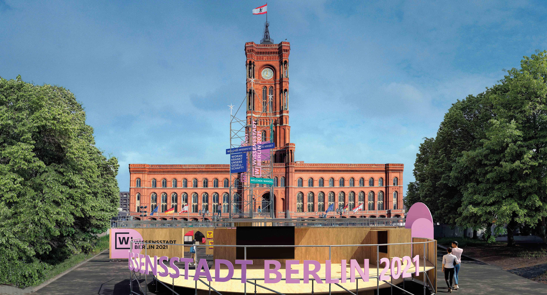 """Zentrum der """"Wissensstadt Berlin 2021"""""""