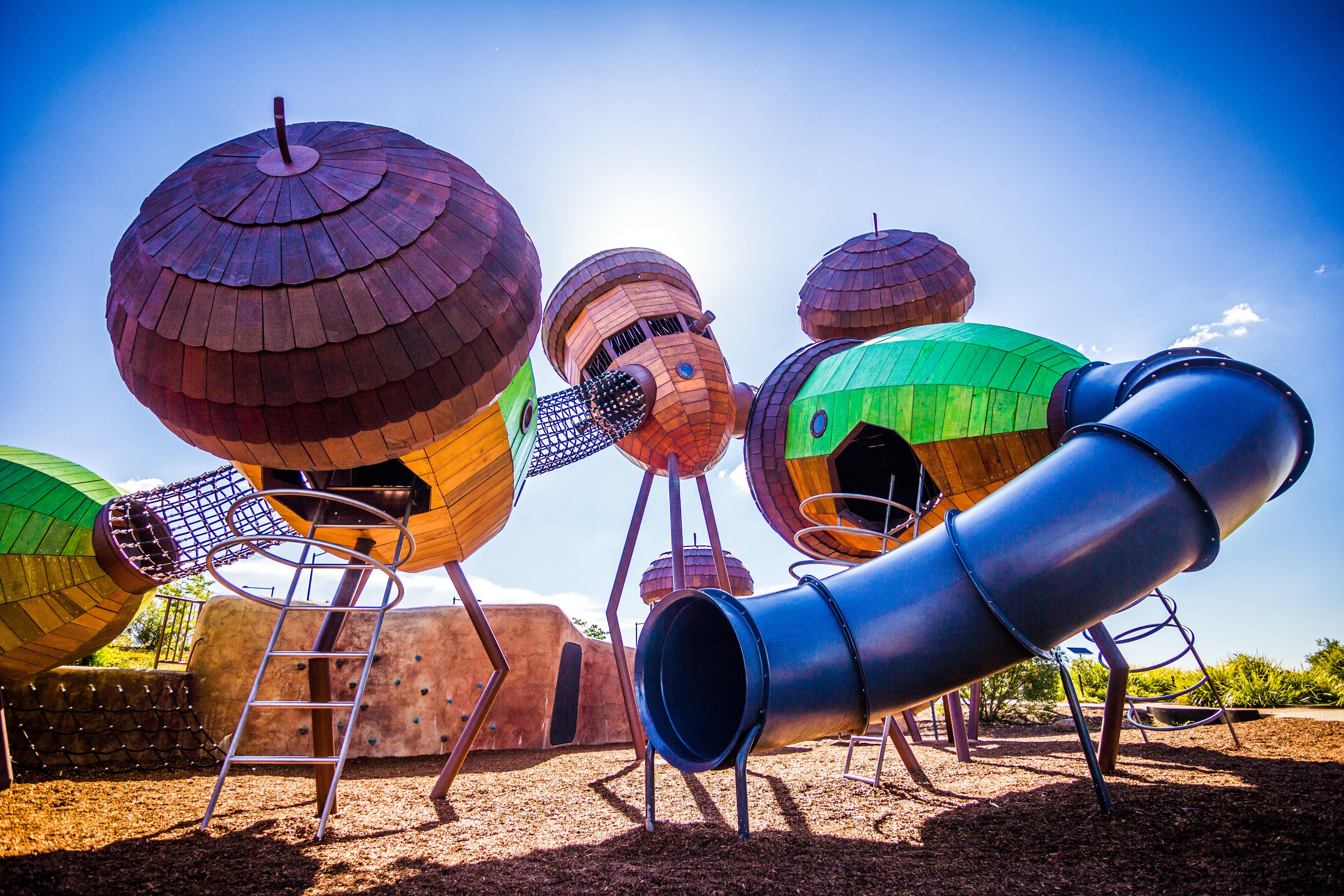 Foto von Kinderspielplatz