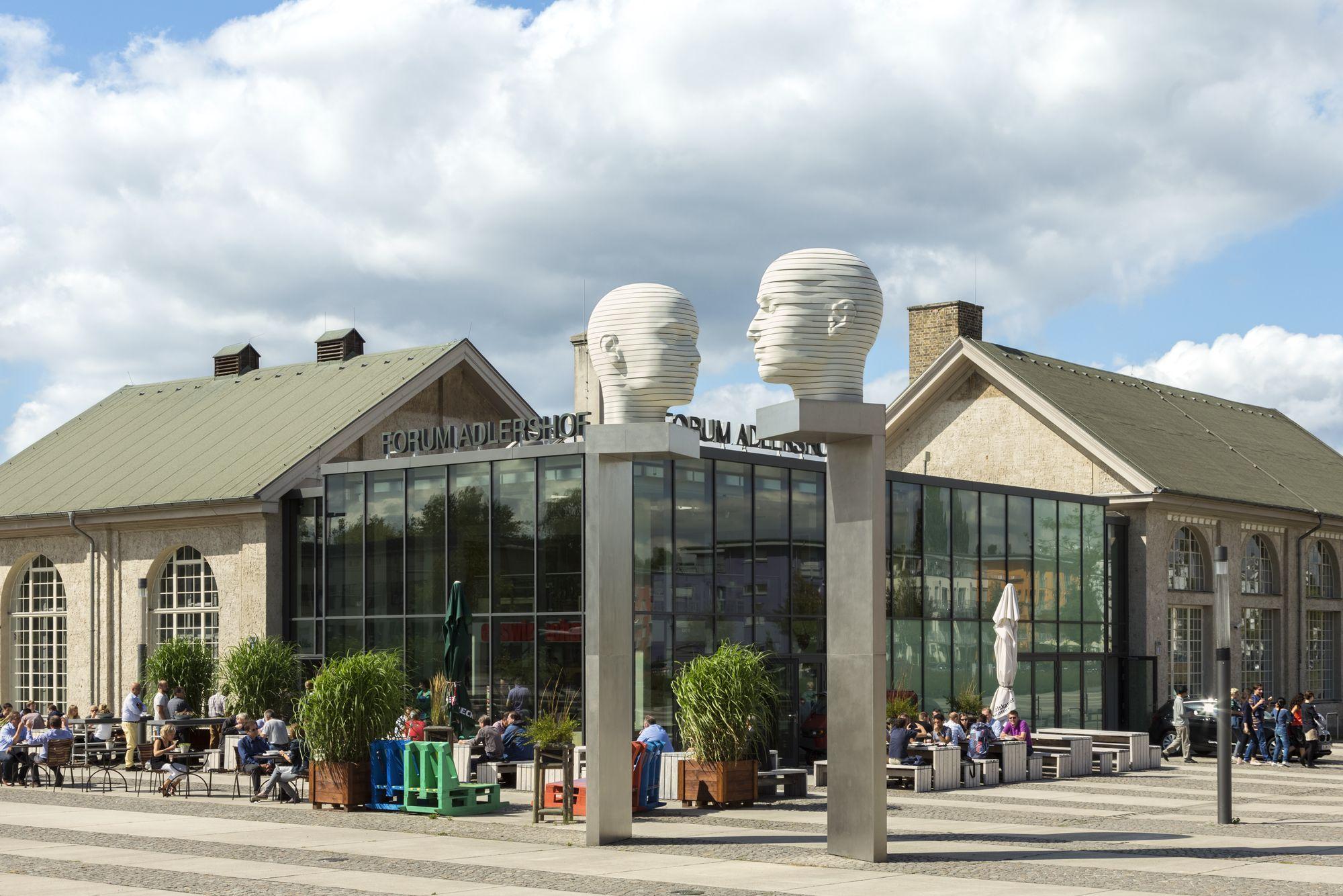 Foto Technologiepark Adlershof