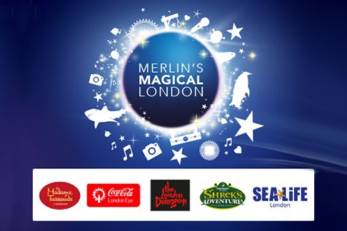Enjoy Merlin's Magical London Pass, which grants you access to top attractions across the capital.