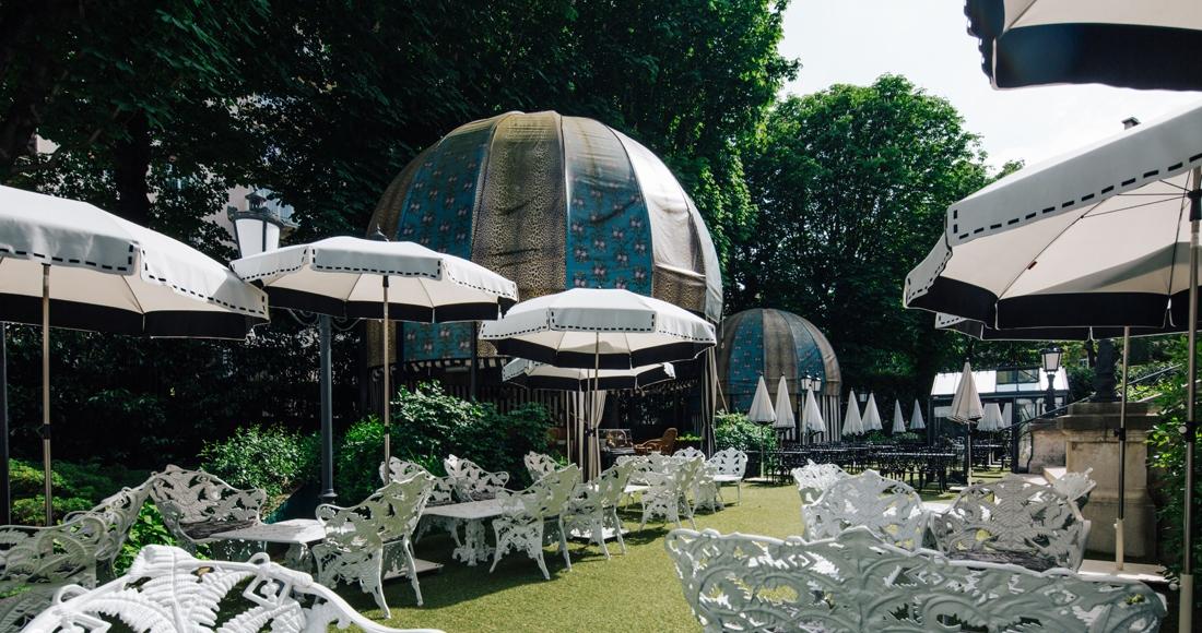 Trois spots avec terrasses pour un été à Paris !