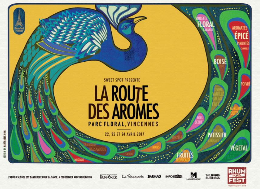Le Rhum Fest Paris 2017 et ses cocktails !