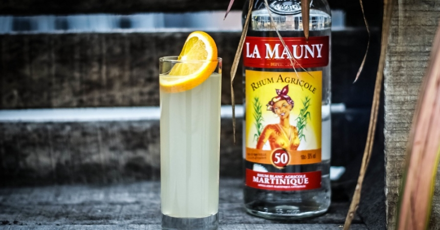 recette cocktail rhum tipunch