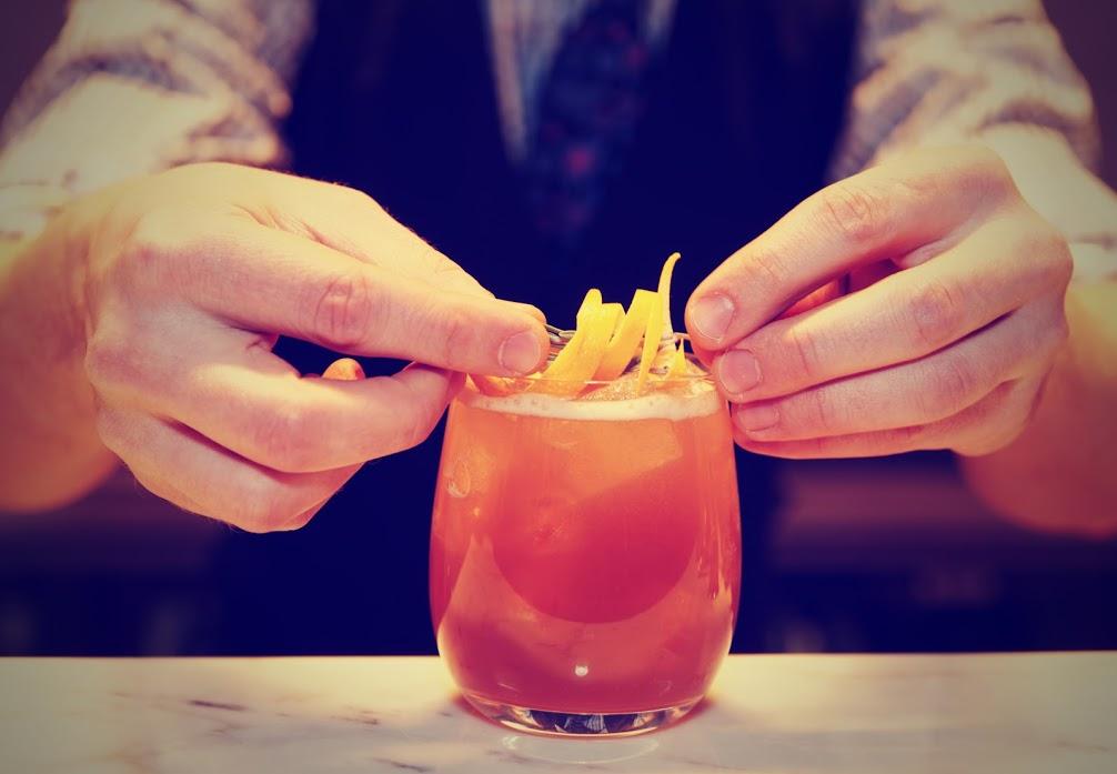 cocktail au verre
