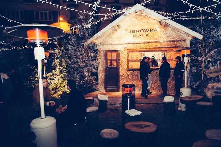 Découvrez Zubrowka Biala, un bar après-ski éphémère au Café Altitude Paris !