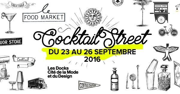 Découvrez la Cocktail Street, la nouveauté du salon du Whisky Live 2016 !