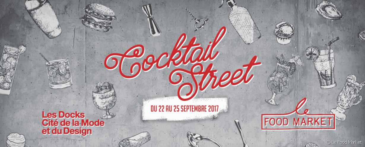 La Cocktail Street revient pour au Whisky Live Paris 2017 !